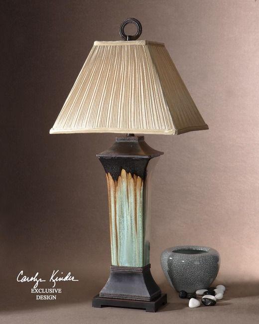 BellaSoleil.com - Oceano Mediterranean Lamp, $327.80 (http://www.bellasoleil.com/oceano-mediterranean-lamp/)