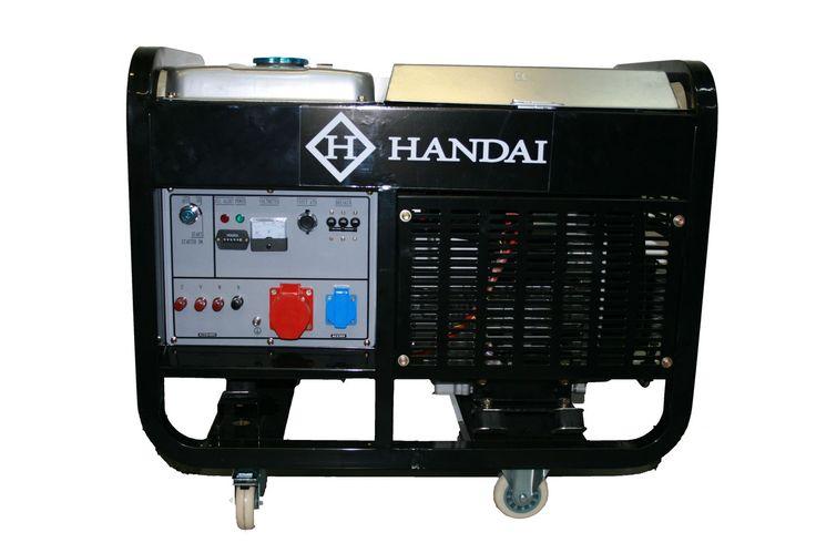Dieselaggregaatti Handai 10000W/11000W | Rellunkulma.fi Verkkokauppa