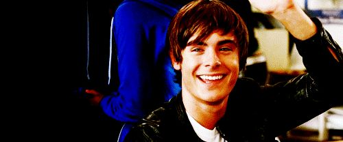Pin for Later: 74 Crucial Moments From Your Decade-Long Crush on Zac Efron Then he was in 17 Again, and even though he was supposed to be 17, he looked like a man.