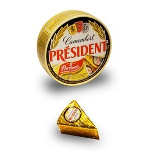Président Camembert 8 portions