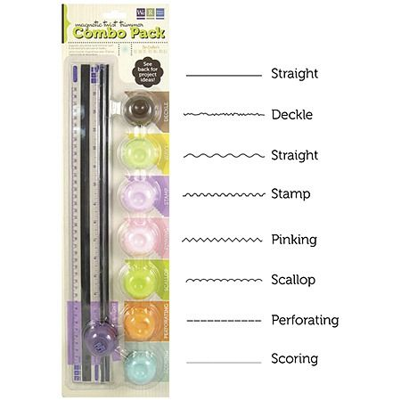 We R Memory Keepers Magnetic Twist Trimmer Combo Pack - 1 ea.