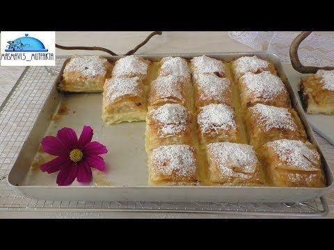 Kolay Laz Böreği Tarifi |Ramazan Tarifleri|▪Masmavi3mutfakta▪ - YouTube