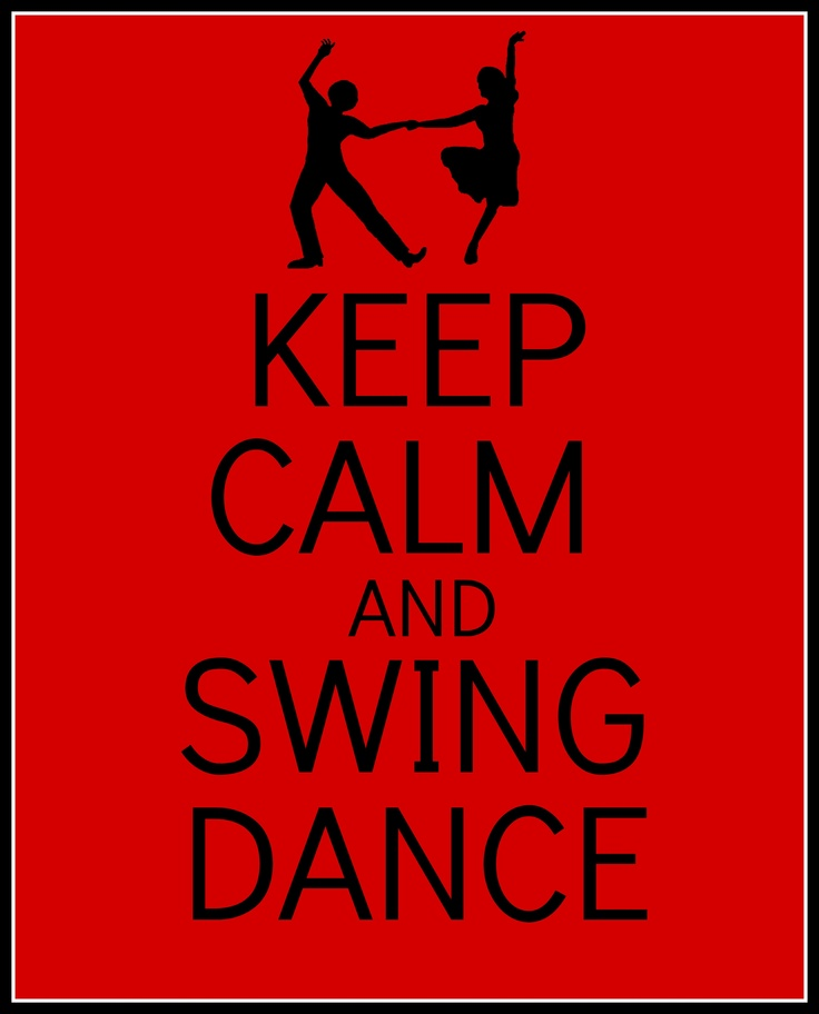 keep calm and swing dance sign i made =)