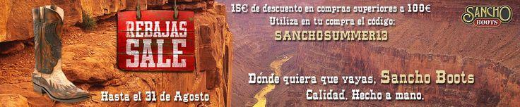 Sancho Boots - Tus Botas Sancho Online - Cowboy Boots Western Boots - Sancho For You