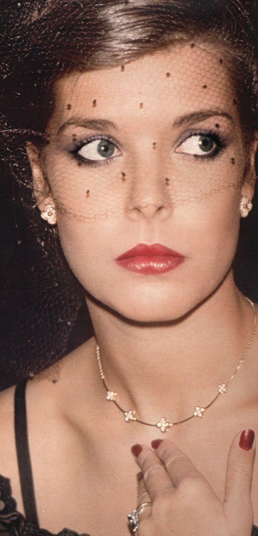 Princess Caroline of Monaco.October,1978.