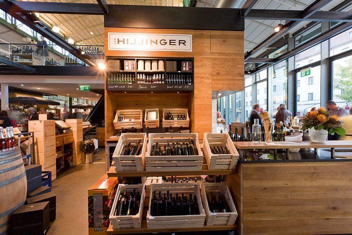 Schrannenhalle marketplace by oliv architekten ingenieure for Interior design munich