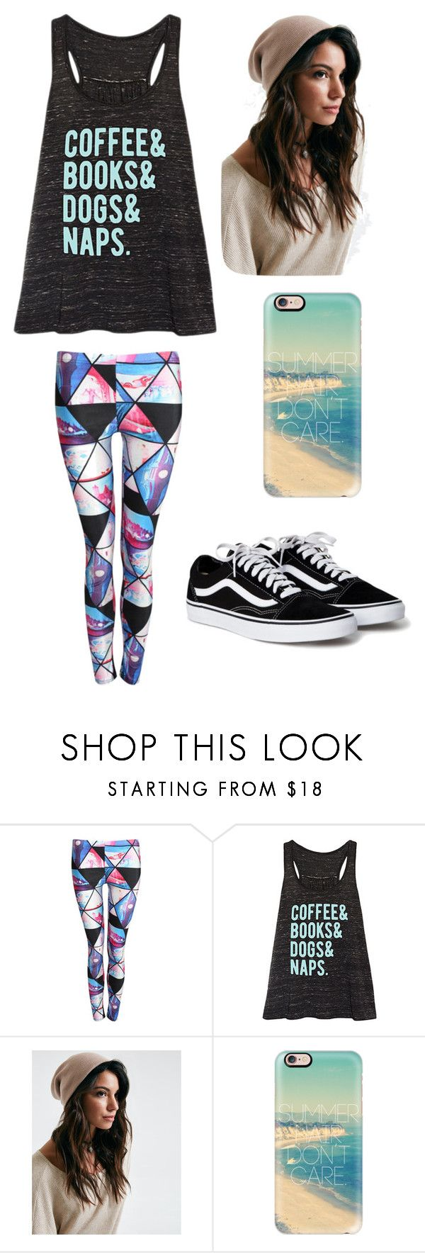 """Untitled #46"" by moriartylauren on Polyvore featuring Pilot, LC Trendz and Casetify"