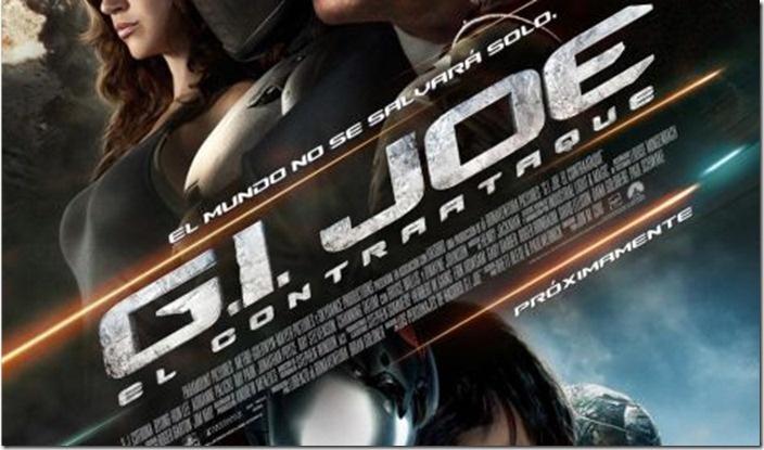 Постеры фильма G.I. Joe: Бросок кобры 2 (G.I. Joe: Retaliation) (2013)