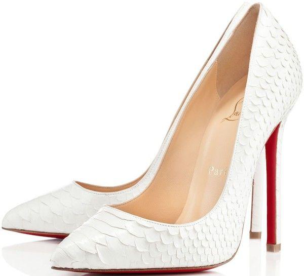 Footwear By Christian Louboutin # 1 on Pinterest | Christian ...