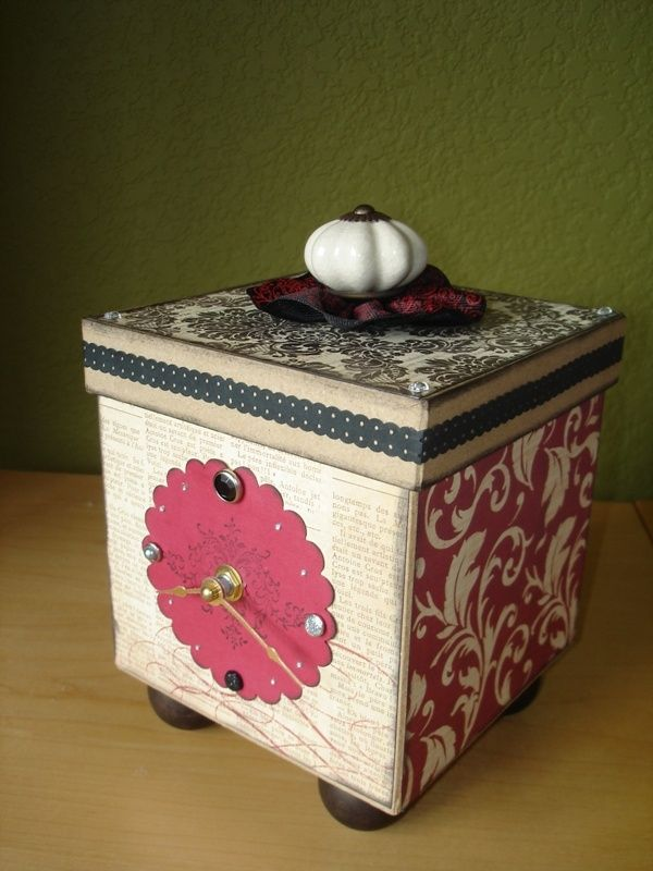 Best 25 Paper Mache Boxes Ideas On Pinterest Holiday