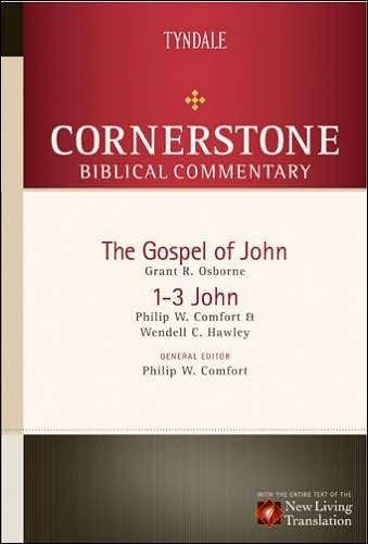 Gospel Of John 1-3 John (Cornerstone Biblical Commentary V13)