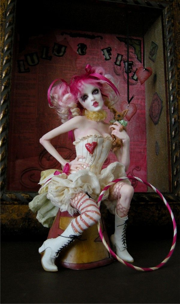 Bohemian Circus 1 by ~wingdthing on deviantART