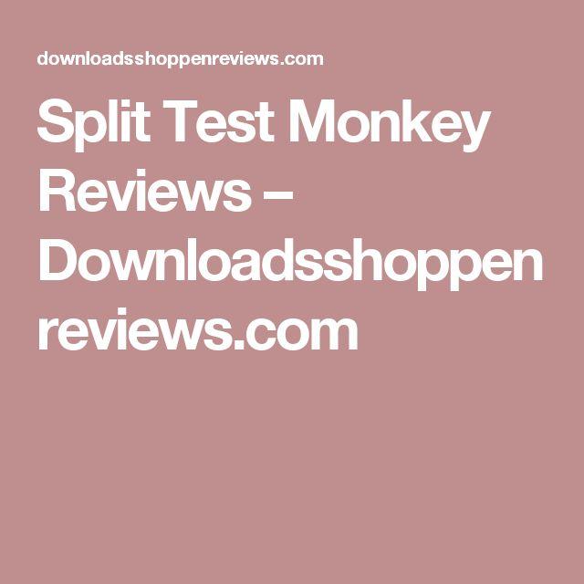 Split Test Monkey Reviews – Downloadsshoppenreviews.com