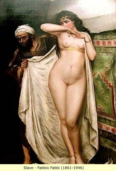 Harem Slaves Woman 67