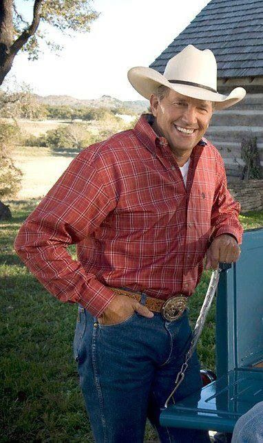 George Looking Good!  Photo from a Cavender Chevrolet Commercial