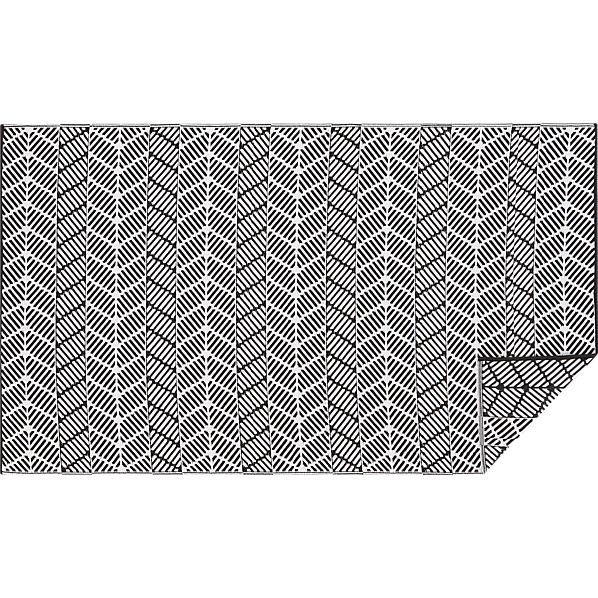 Seattlereverserug5x8avs13 backyard pinterest for Cb2 indoor outdoor rug