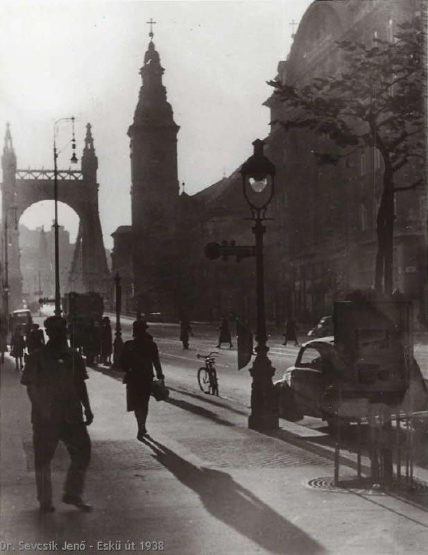 eskü út, budapest, 1938