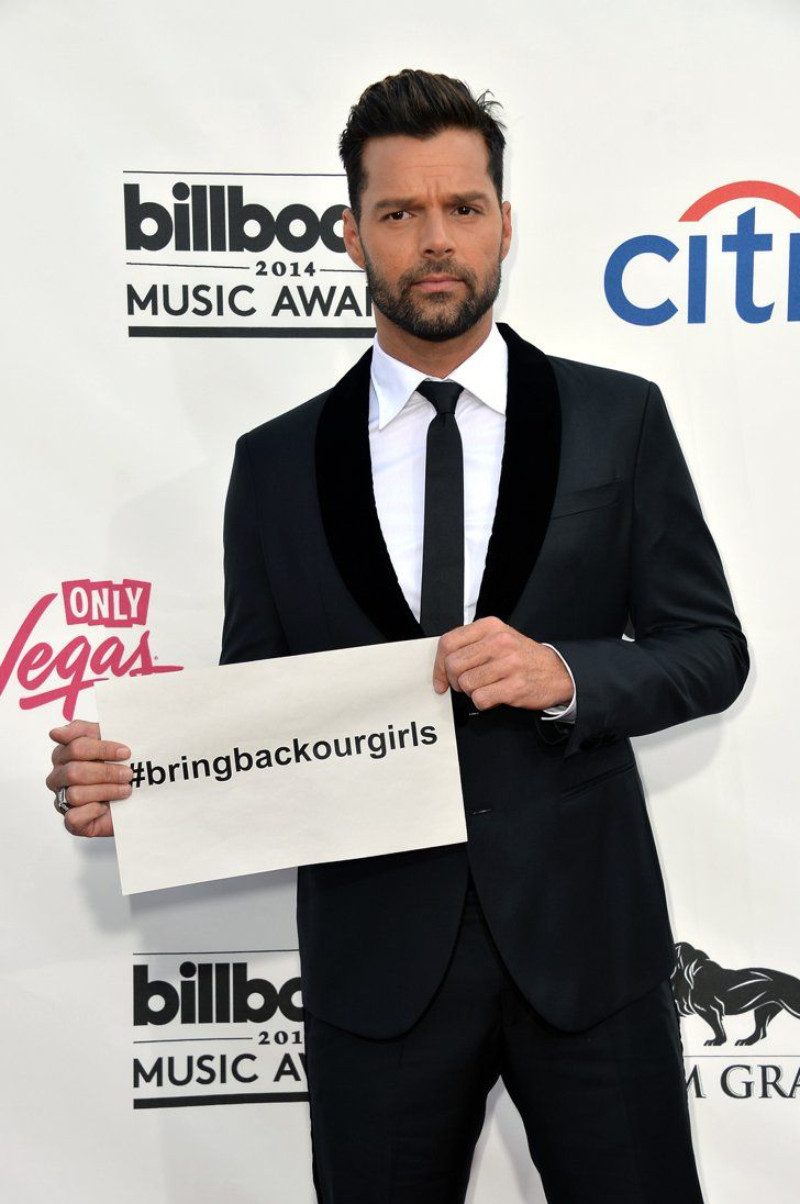 Pin for Later: Fred Durst? Ricky Martin? What Year Is It at the Billboard Music Awards?