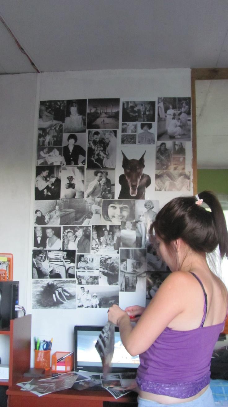 Art Simply on my wall !
