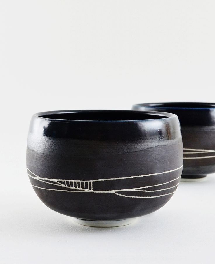 studiojoo:  studio joo X ITO EN matcha bowls. Available here.