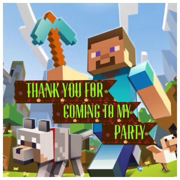 79 best images about Minecraft Party on Pinterest | Minecraft ...