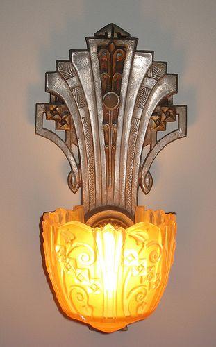 Art Deco Lamps Cool Wall Art Designs Sconce Art Deco Wall
