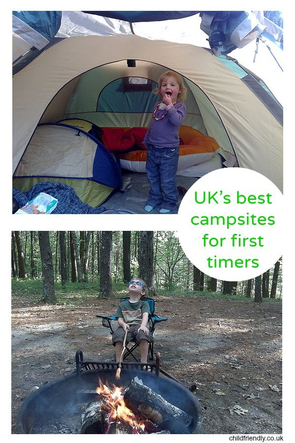 The UK's best campsites for first timers - written by the experts Family Camping Reviews