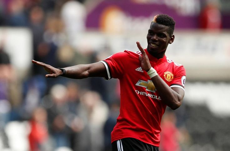 Pogba's goal was sick!  3 nil in 2 mins v Swansea