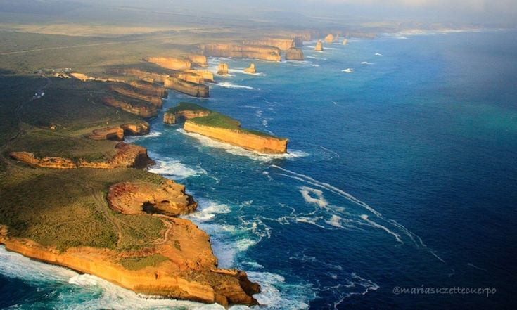 Drive down the Great Ocean Road #melbourne #australia