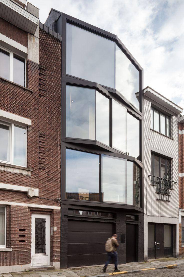 Mias Sys, Steven Vandenborre Architecten, Tim Van de Velde · ABEEL House