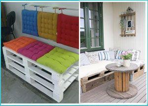 Pallet divano ~ 16 best divano images on pinterest pallet ideas wooden pallets