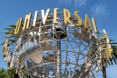 Universal Studious Hollywood Entrance - ©Betsy Malloy Photography