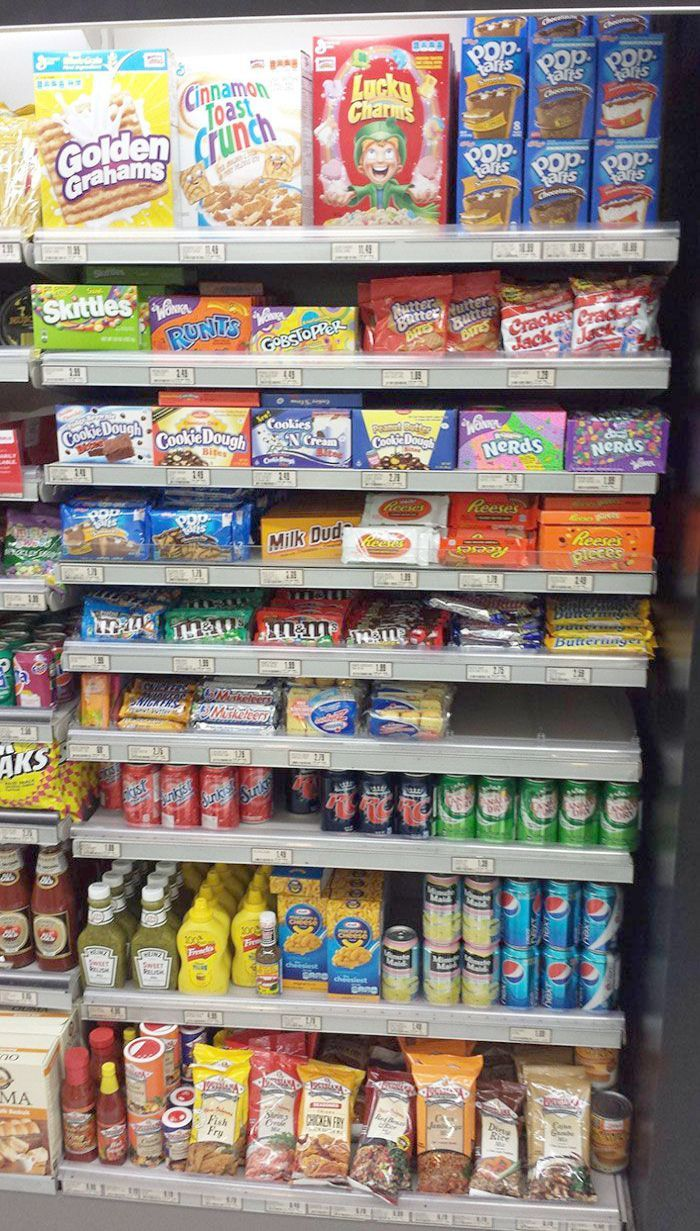 Snack Foods That Start With E. Low Calorie Junk Food