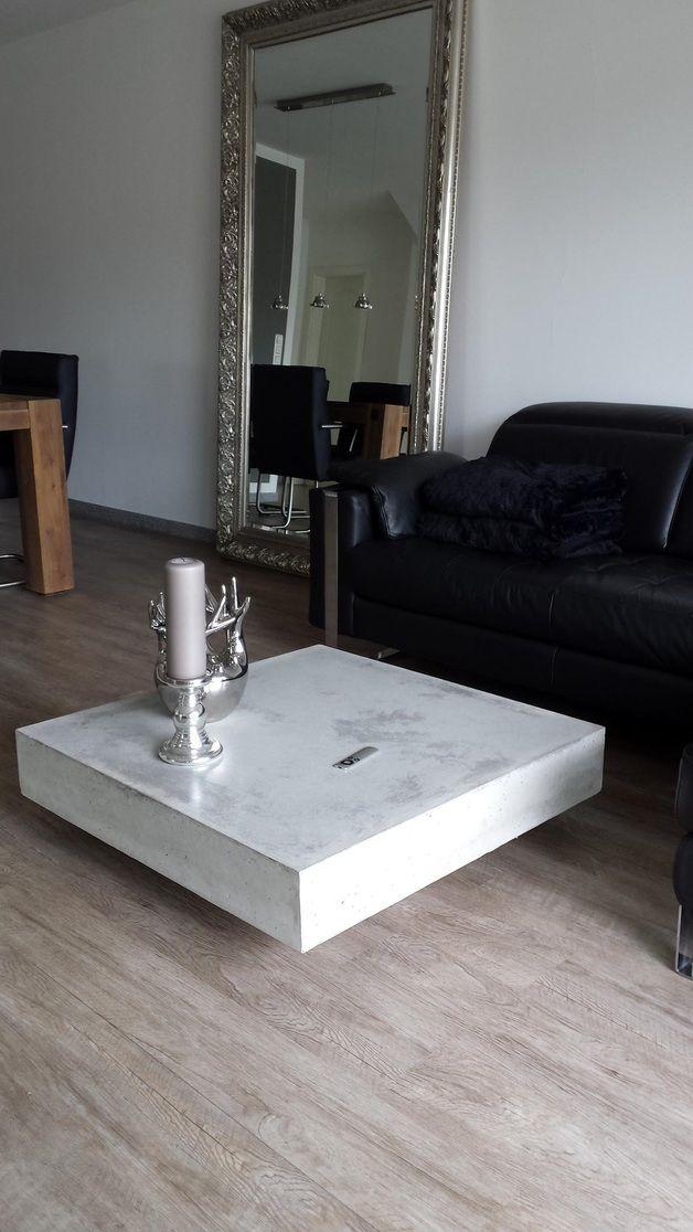 Die besten 25+ Tisch betonoptik Ideen auf Pinterest Gäste wc - k chenarbeitsplatten aus beton