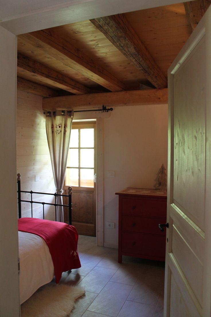 Camera singola al piano terra - Ciase Baufie Albergo Diffuso Dolomiti