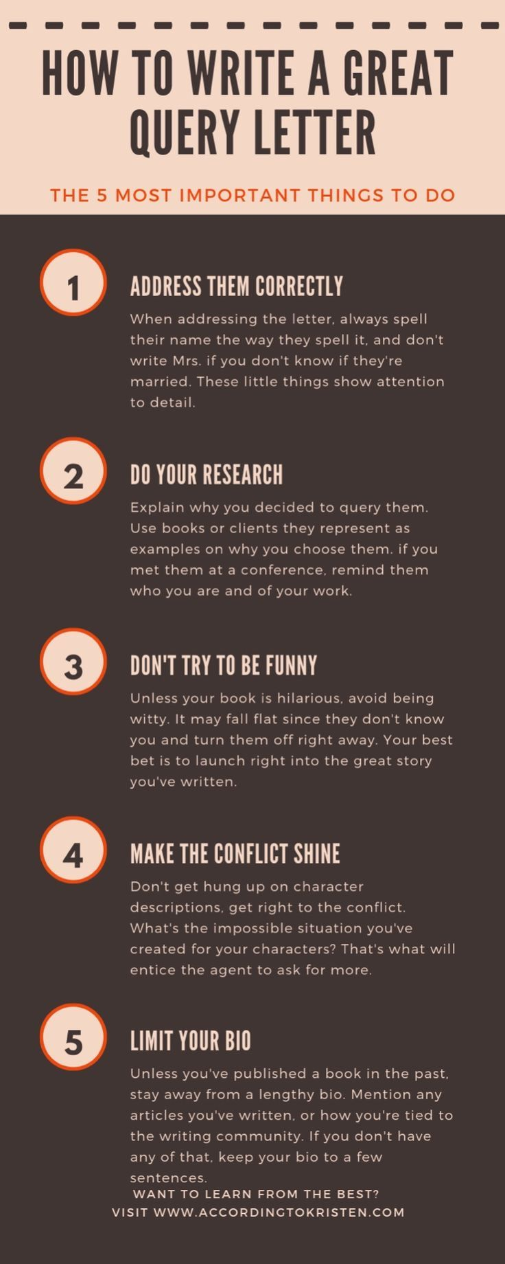 How to Write a Great Query Letter (With images) Query