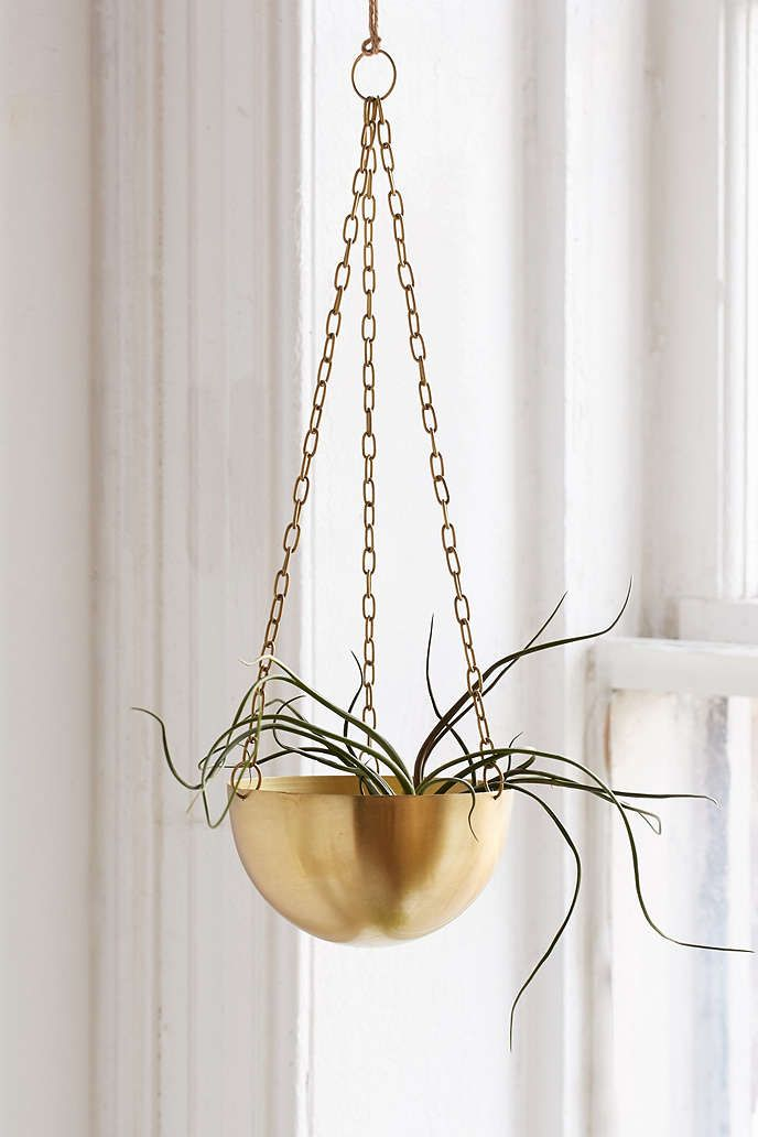 Hanging Metal Planter - Urban Outfitters