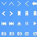 Freebie: Retina Glyph Icon Set (100 Icons in AI & PNG Formats)