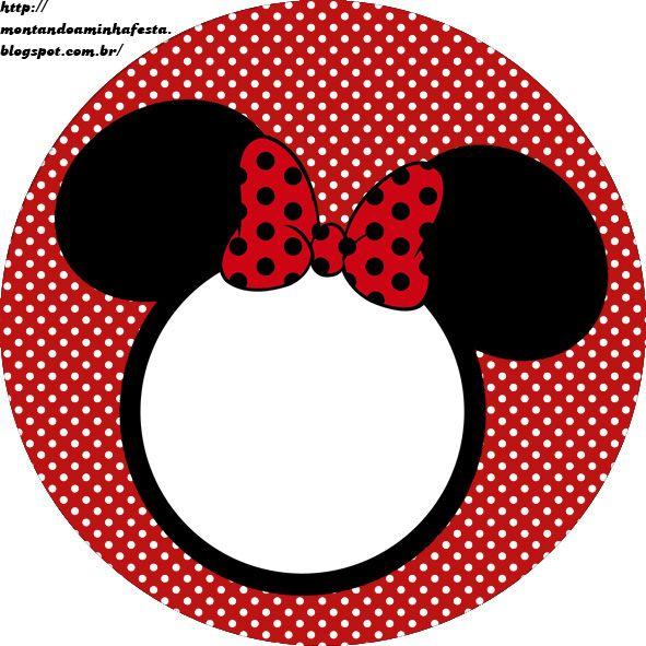 http://montandoaminhafesta.blogspot.com.br/2013/06/minnie-vermelha.html