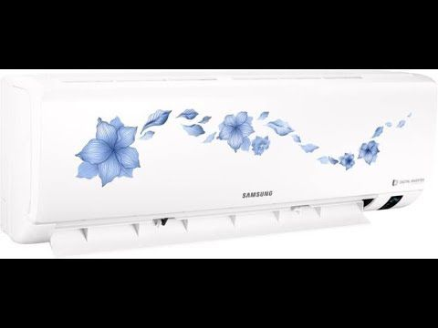 Samsung |  AR12NV3HFTR 1 Ton 3 Star BEE Rating 2018 Inverter AC - White ...