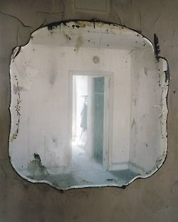 Of course I was going to study mirrors as a mirror is an illusion in itself. A mirror has the ability to reflect off anything that is presented in front of it, never actually showing what it is, only what is infront.