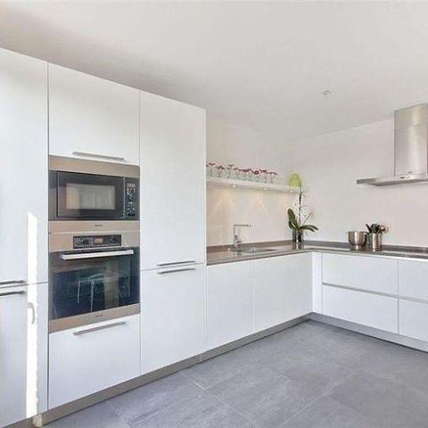 Tijdloze hoekkeuken - Nieuwe keuken