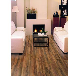 """View the Mohawk Industries CDL16-91 Carrolton 8 MM x 47.25"""" Caramel Spalted Maple Laminate Flooring at Build.com."""