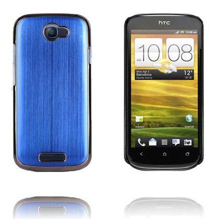 Alloy M1 (Mörkblå) HTC One S-Skal