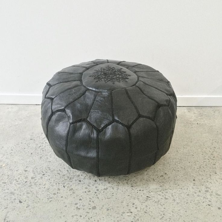 All black poufs are back! http://ift.tt/1TS5TMy  #LETLIV #moroccanpouf #boho #allblackeverything #leatherpouf #indie #moroccanleatherpouf by letlivltd
