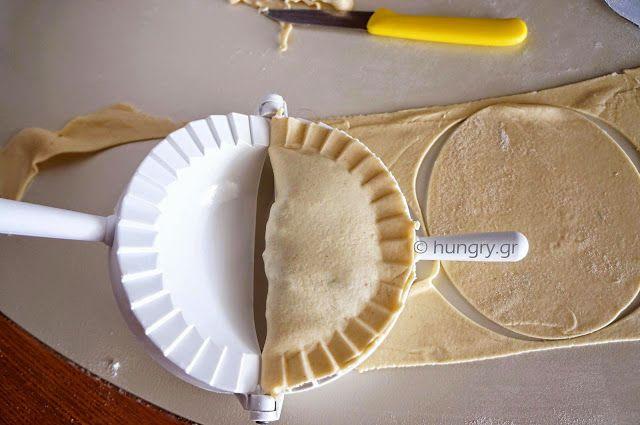 Άνοιγμα Φύλλου για Πίτες και Πιτάκια