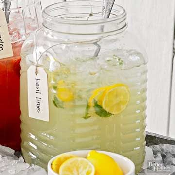 Only fresh lemons will do when making your own lemonade, but when it comes to the type of vodka in this vodka lemonade, the choice is yours! Here's how to make vodka lemonade the easiest way for your next backyard gathering.