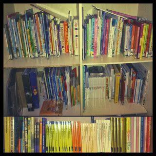 De kinderboeken collectie van Miranda Tholen