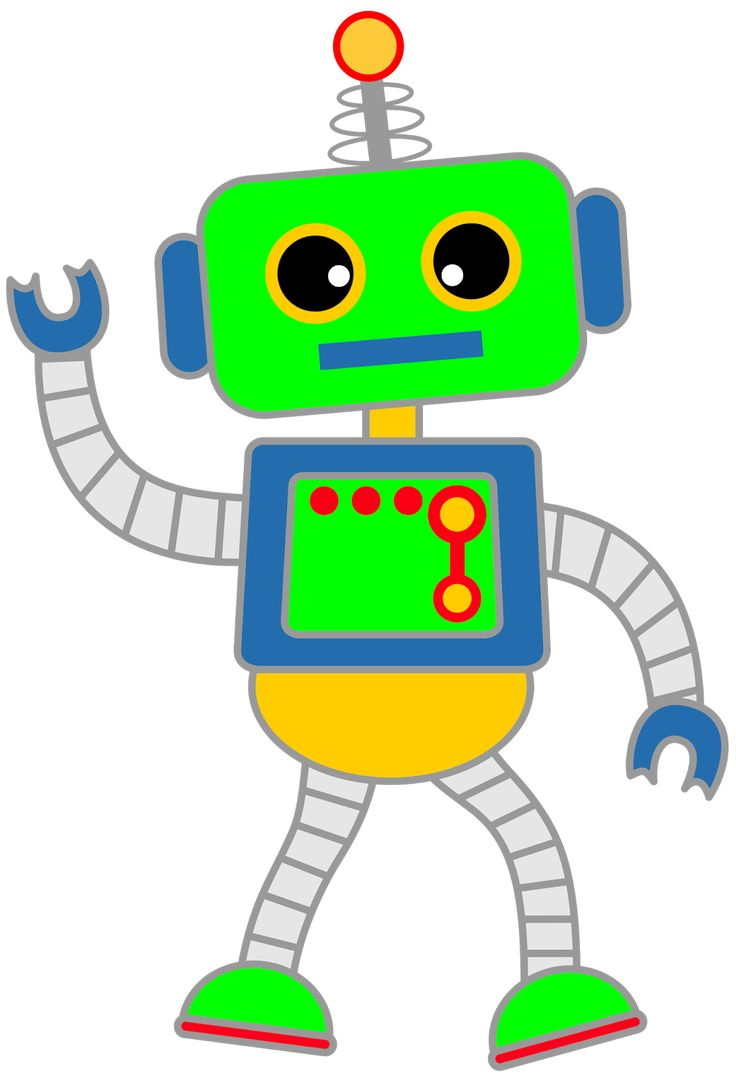 A selection of robots to use in your projects and classrooms. Description from classroomclipart.blogspot.com. I searched for this on bing.com/images