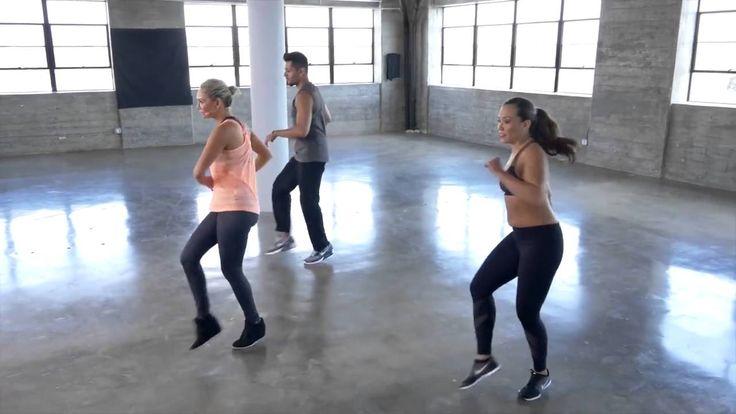 Jive Dance Workout  5678 Fitness System by Kym Johnson